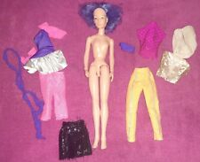 Jem Doll Stormer and Clothes