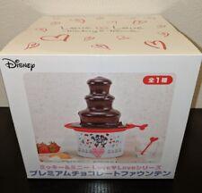 Sega Disney Mickey & Minnie Love Love Series Premium Chocolate Fountain