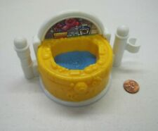 Fisher Price Little People PET SHOP SINK Hot TUB Connecting FENCE PIECE Dog Bath