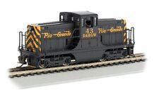 Spur H0 - Bachmann Diesellok GE44 TON Switcher D&RGW mit DCC -- 62213 NEU