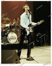 Doug Fieger The Knack 1979 ORIGINAL 11x14 LIVE PHOTO Numbered/LIMITED ED. no cd