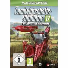 Landwirtschafts-Simulator 17 Platinum Edition - PC Game - Download Key - *NEU*