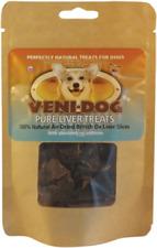 Petcor Veni Dog Pure Ox Liver Slices 12 x 40g Air Dried Treats
