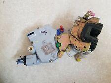 Nissan Patrol SWB GR Y61 2.8 97-05 RD28 Drivers Central Door Locking Mechanism