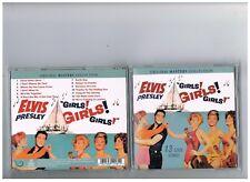 ELVIS PRESLEY CD. GIRLS GIRLS GIRLS..RARE SOUNDTRACK
