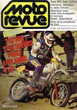 B5- Moto Revue N°2546 Touquet KTM,Essai 850 Guzzi California,Ballington Vimond