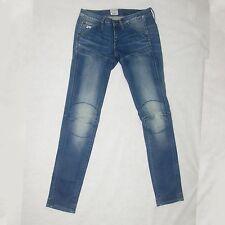 G-STAR 5620 Slim Tapered Women Jeans Size 26 Length 32