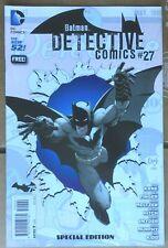 BATMAN DETECTIVE COMICS #27 SPECIAL EDITION 75TH ANNIVERSARY 2014 NEW 52 DC