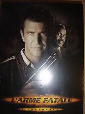 Coffret 4 DVD L'ARME FATALE L'INTEGRALE
