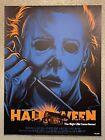 Halloween John Carpenter Michael Myers Mondo Movie Art Print Poster Gary Pullin