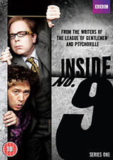 INSIDE NO 9 - DVD - REGION 2 UK