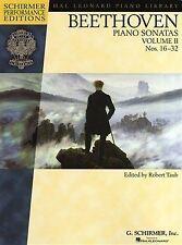 Ludwig van Beethoven: Sonates de Piano-Volume 2 (les numéros 32)