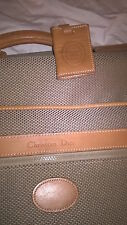 Christian Dior Vintage Garment Bag Great Condition! Close to a Thousand Retail!
