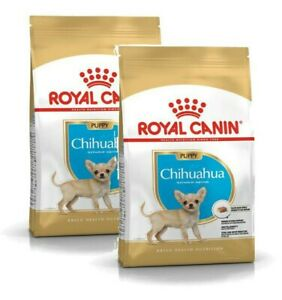 Royal Canin Puppy Chihuahua Dry Dog Food 1.5kg (PACK OF 2)