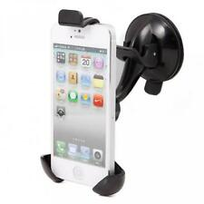 PREMIUM CAR MOUNT HOLDER WINDSHIELD GLASS SWIVEL CRADLE DOCK for CELL PHONES