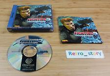 SEGA Dreamcast Fighting Force 2 PAL