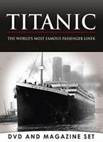 Nuevo Titanic DVD & Bookazine Set de Regalo (DEM1291UKDR)