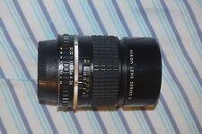 Nikon Lens Series E 135mm 1:2.8 AIS