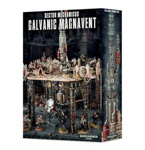 Warhammer 40k - Sector Mechanicus Galvanic Magnavent - New On Sprue