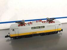 MÄRKLIN escala Z 81551 Lufthansa Locomotora eléctrica sin Carros Con