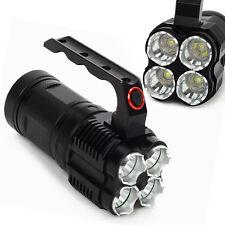 NEU Profi 4x CREE XML L2 6800Lm LED Taschenlampe Flashlight Torch TERMINATOR B