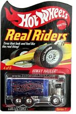 2008 Hot Wheels Real Riders Series 7 #4 Hiway Hauler