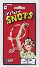 Snap Snots - Looks Like Real Snot!  Place This Item In Your Nose For A Surprise!