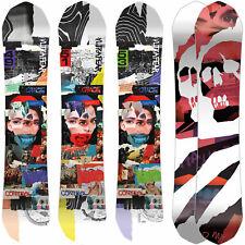 CAPITA Ultrafear Homme Snowboard Parc de Freestyle Hybrid Cambre 2021 Neuf