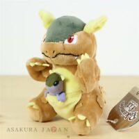 Pokemon Center Original Pokemon fit Mini Plush #115 Kangaskhan doll Toy Japan