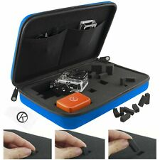 CamKix Carrying Case with Fully Customizable Interior compatible with Gopro H...