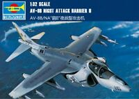 Trumpeter 1/32 02285 AV-8B Night Attack Harrier II model kit ◆