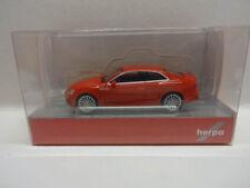 Herpa 038669 Audi A5 Coupe misanorot perleffekt rot 1:87 Neu