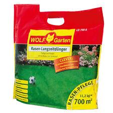 Wolf Garten Rasen-Langzeitdünger für 70 Tage LD700A für 700qm