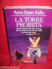 M. ZIMMER BRADLEY La torre proibita 1990 NORD