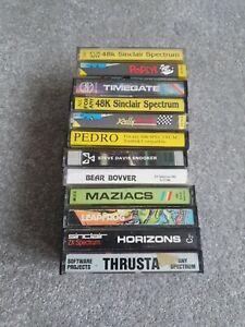 Zx spectrum 12x games bundle Some Rare