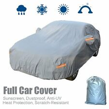 Full Car Cover Waterproof Breathable Sun Uv Dust Rain Snow Resistant Protection (Fits: Bentley)