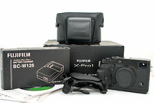 "Fujifilm  X-Pro1  Digitalkamera - Schwarz Body ""SET"