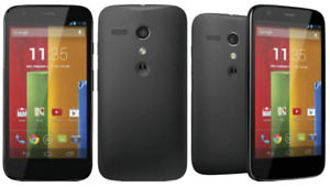 "Motorola MOTO G 1st Generation 16gb 4.5"" 5MP unlock phone / KIT"