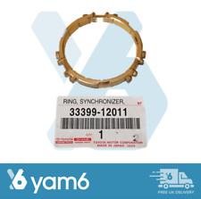 GENUINE TOYOTA RING SYNCHRONIZER FITS COROLLA MR2 RAV4 + MORE 33399-12011
