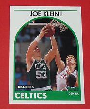 # 47 JOE KLEINE BOSTON CELTICS 1989 NBA HOOPS BASKETBALL CARD
