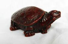Vintage Netsuke of a Tortoise