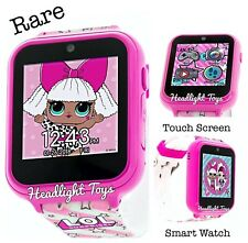 1 LOL Surprise Doll Interactive Touch Smart Watch USB Camera Series 5 6 In Hand