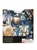 Figurine Pack De 3 Figurines Disney Star Wars Hasbro Neuf