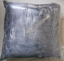 Faux Fur Cushion - Grey