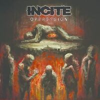 INCITE - OPPRESSION (DIGIPAK)   CD NEW