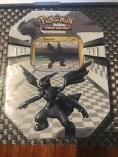 Pokemon Black White Card Game Legends Tin Zekrom. BRAND NEW AND SEALED