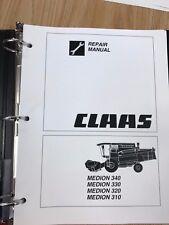 CLAAS MEDION 340 330 320 310 REPAIR MANUAL