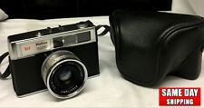 Halina 2000 35mm Film Camera 45mm F2.8 Lens  Collectible Rare Condtion