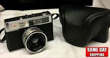 Halina 2000 Film Camera 45 mm F2.8 Lens  Collectible Rare Condtion
