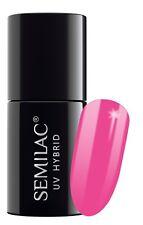 Semilac UV LED Nagellack 7ml , Gel Polish, UV Hybrid, Neon, Tropical Drinks